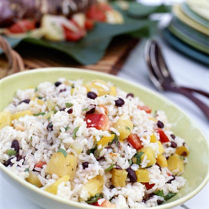 Calypso Rice and Beans