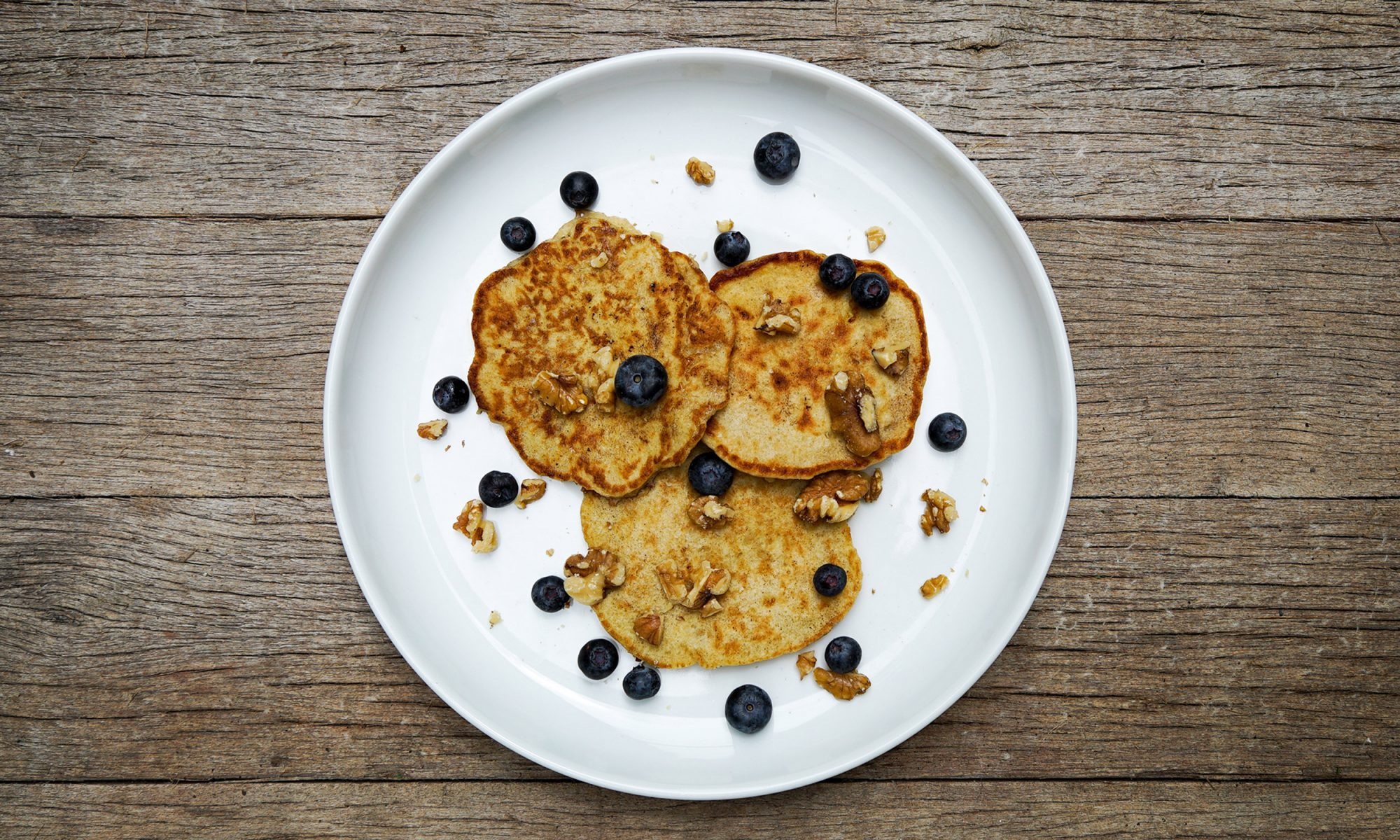 Three-Ingredient Pancakes for When You Literally Can't Even