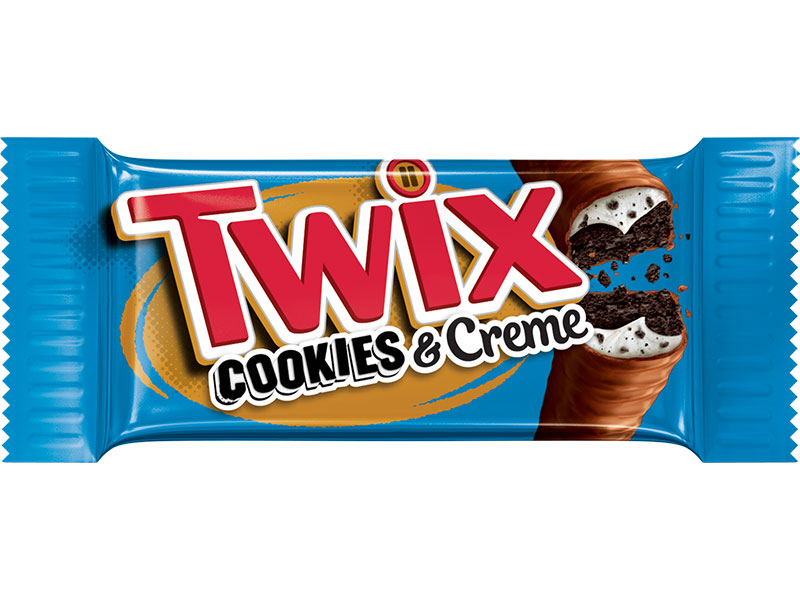Cookies & Creme Twix Are Coming Back (and We Tried Them) twix-cookies-creme-bar-FT-BLOG0819