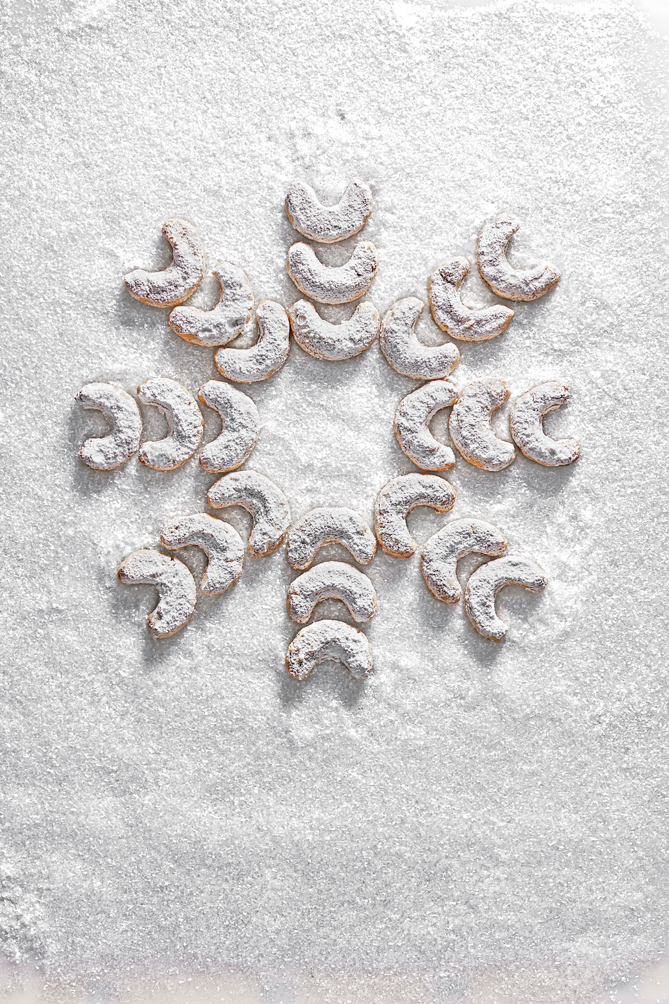 Walnut Crescents image
