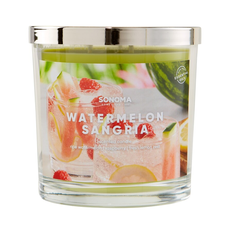 Watermelon Sangria Candle