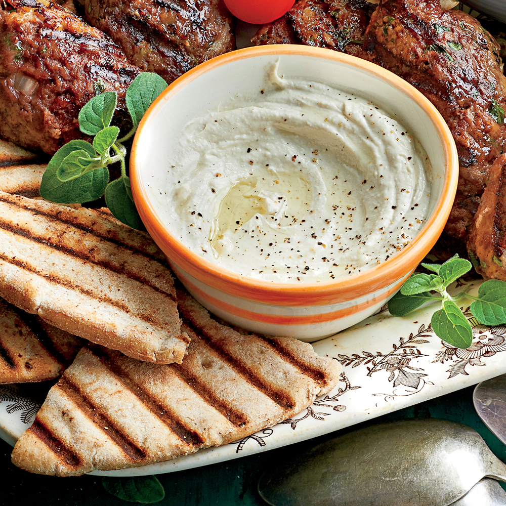 Yogurt-Tahini Sauce