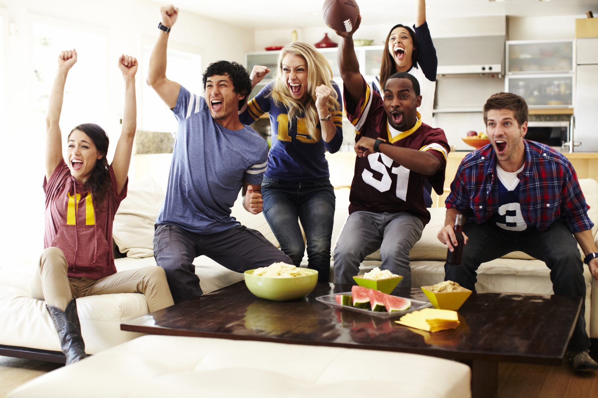 5 Tips for Hosting the Best Super Bowl Party Ever