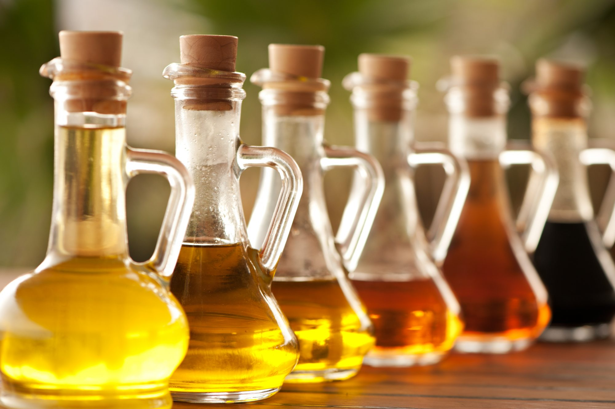 The 5 Vinegars You Should Always Have On Hand
