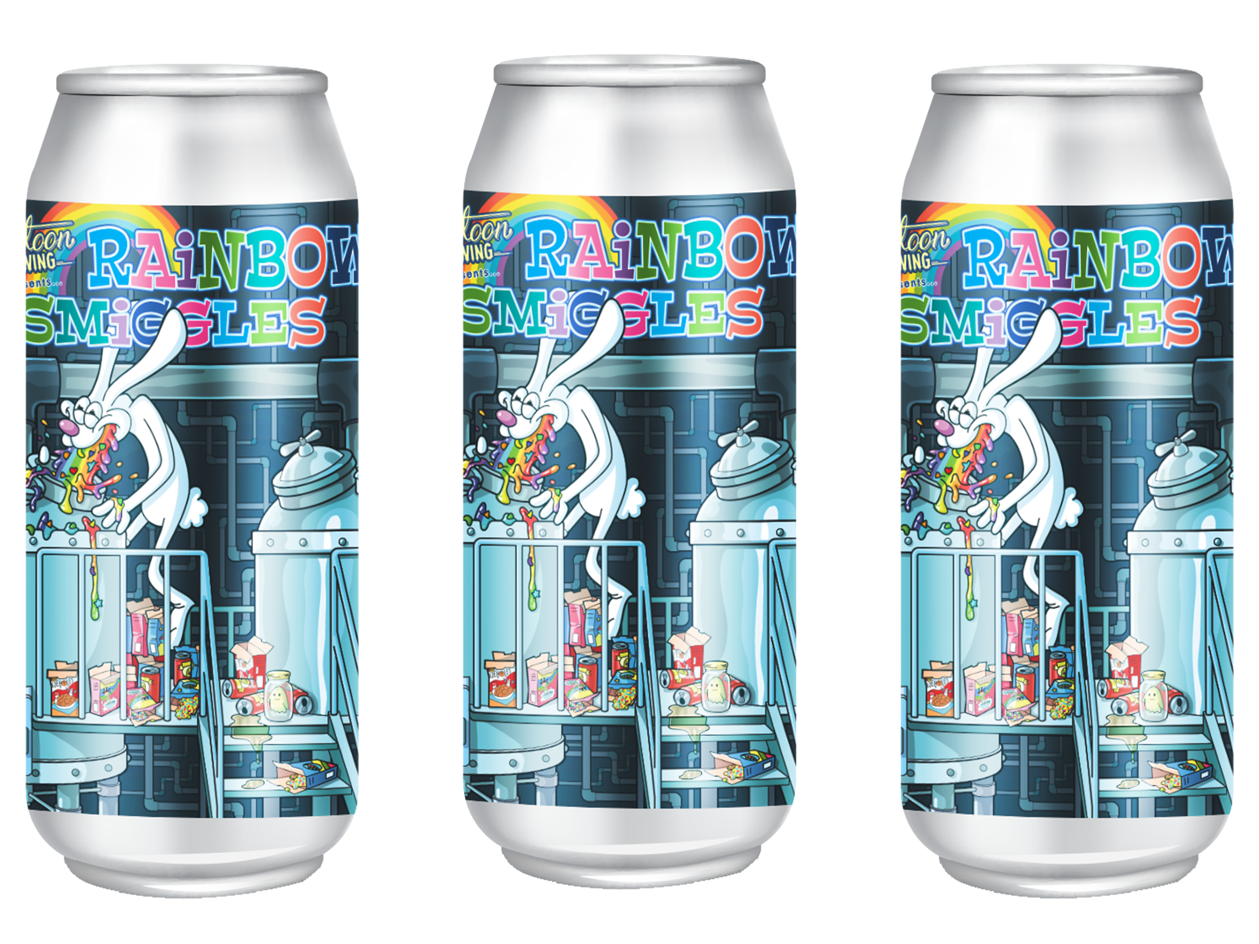 This Brand New Beer Is Brewed With Trix And Skittles