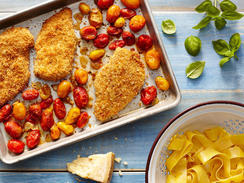 Sheet Pan Chicken Parmesan image