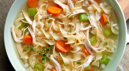 No Yolks® Chicken Noodle Soup