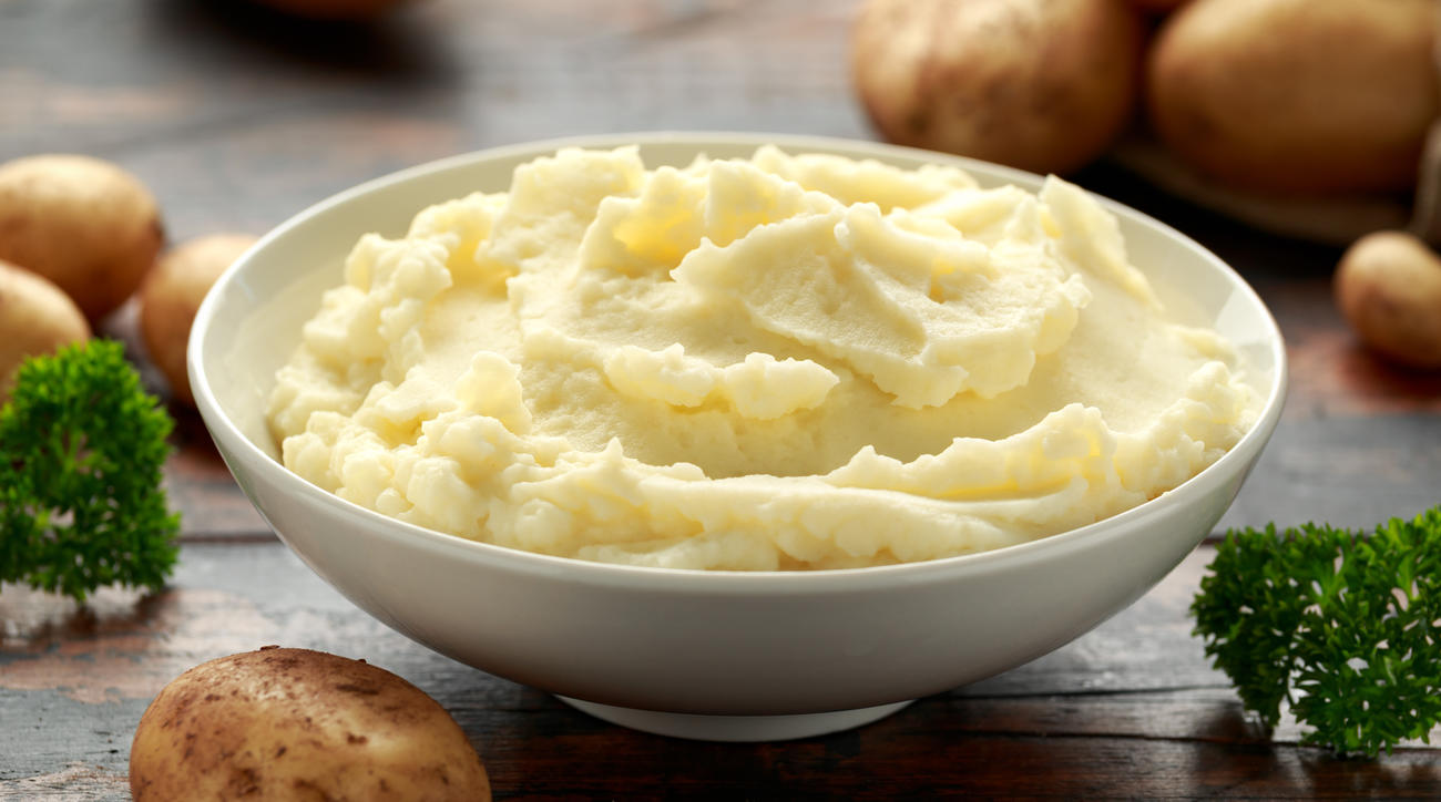Mashed potatoes Getty 7/29/20