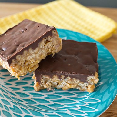 Cheerios™ - Gluten-Free No-Bake Cereal Bars