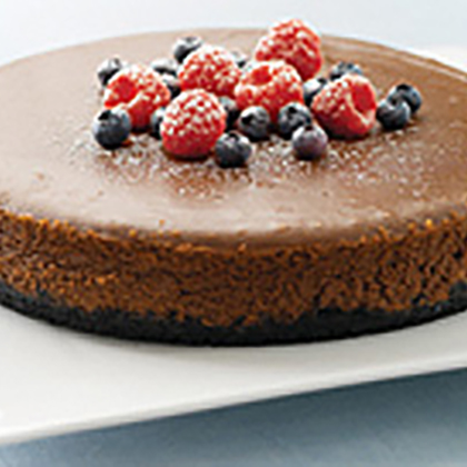 Nabisco Chocolate Royale Cheesecake [Ad]