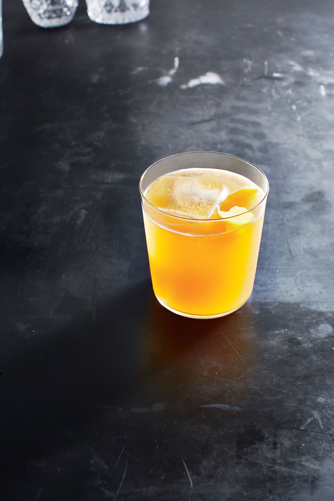 ck- Spiced Whiskey Sour