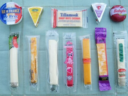 I Tried 12 Snack Cheeses, and This Is the Best One | Extra