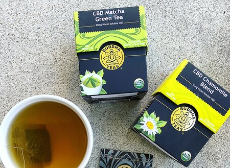CBD Tea Is Better Than CBD Coffee | Extra Crispy