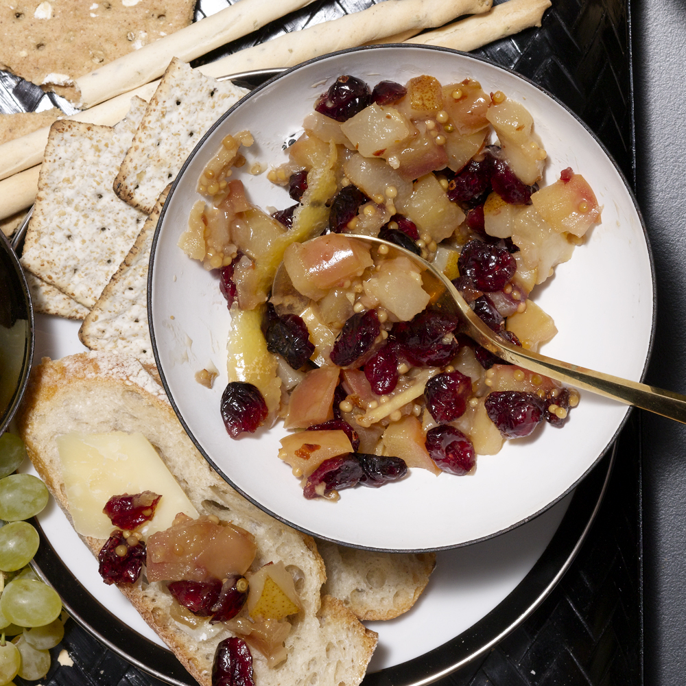 Apple Pear Chutney