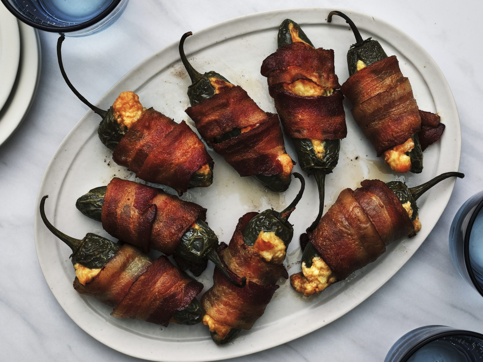 mr - Bacon-Wrapped Jalapeno Poppers Image