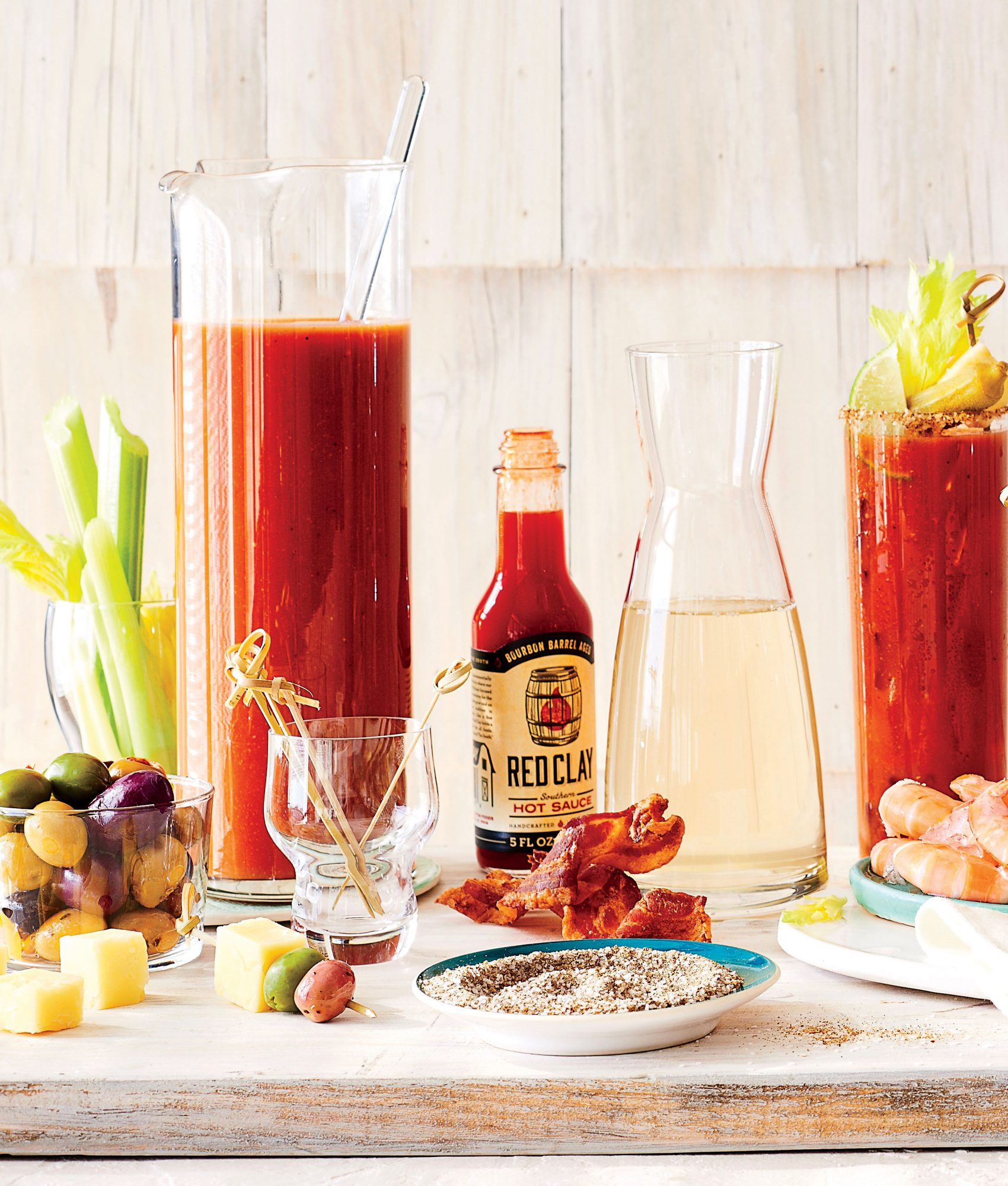 Homemade Bloody Mary Mix image