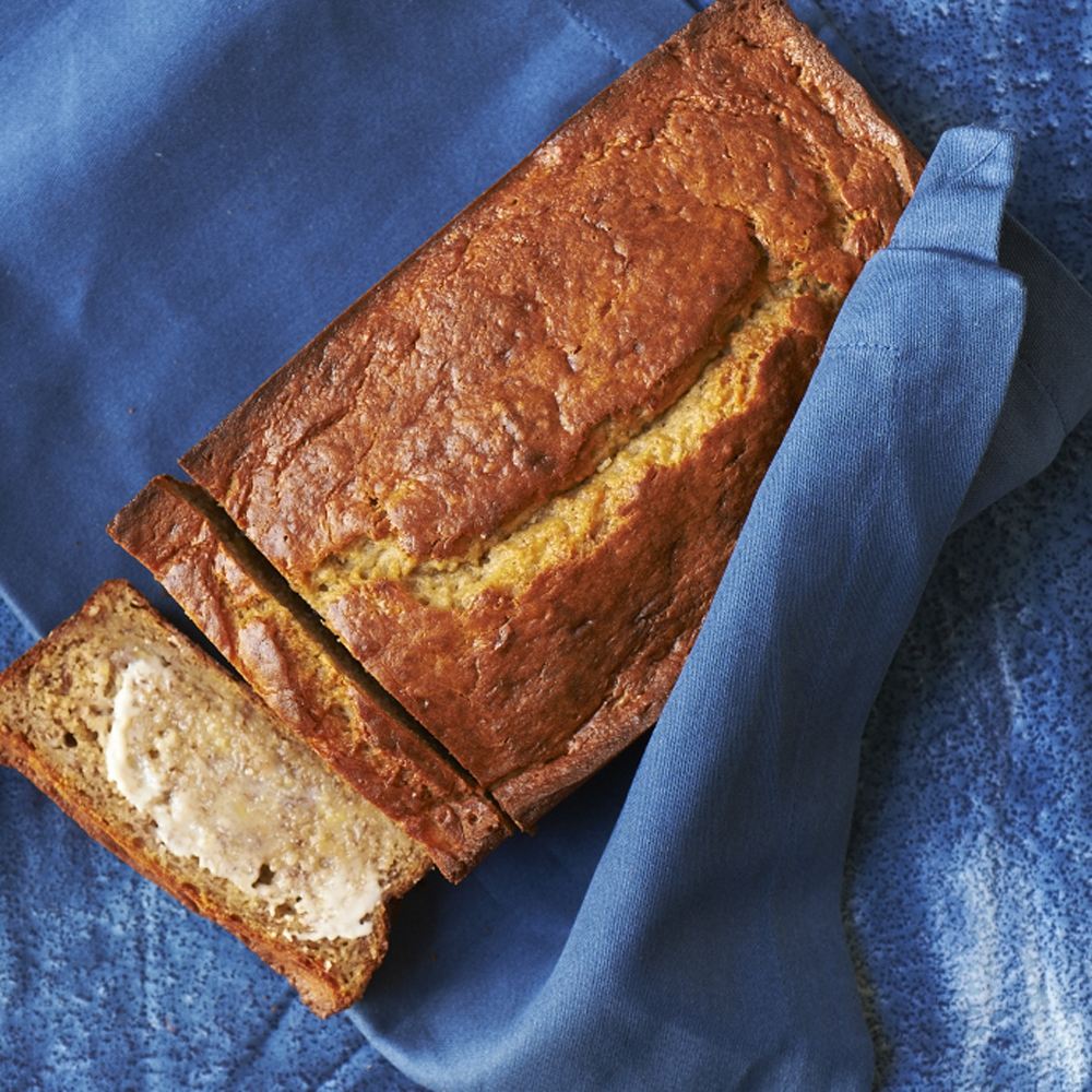 Classic Banana Bread recipe