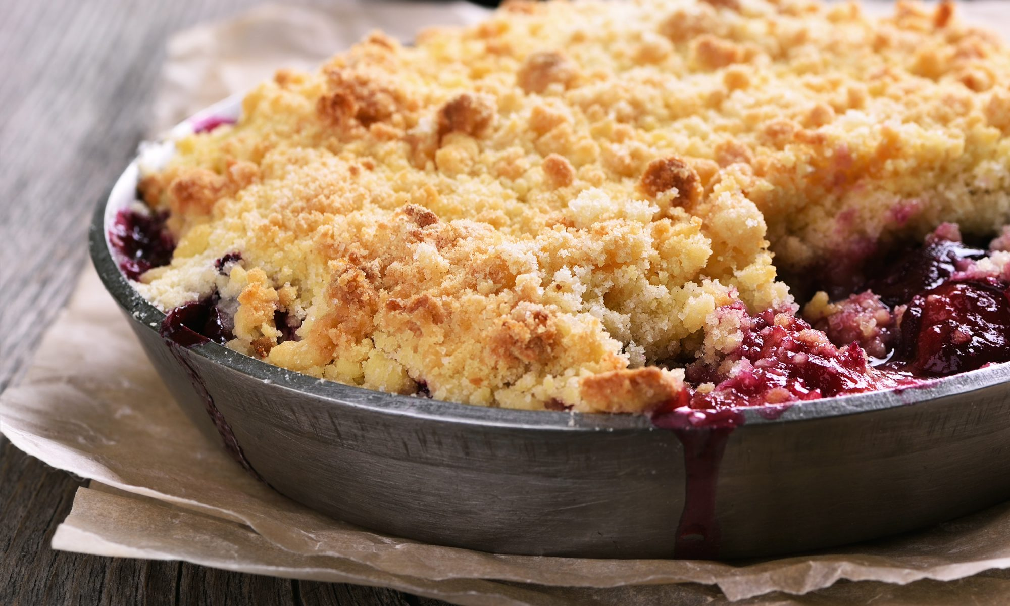 EC: Put Crumb Topping on Everything