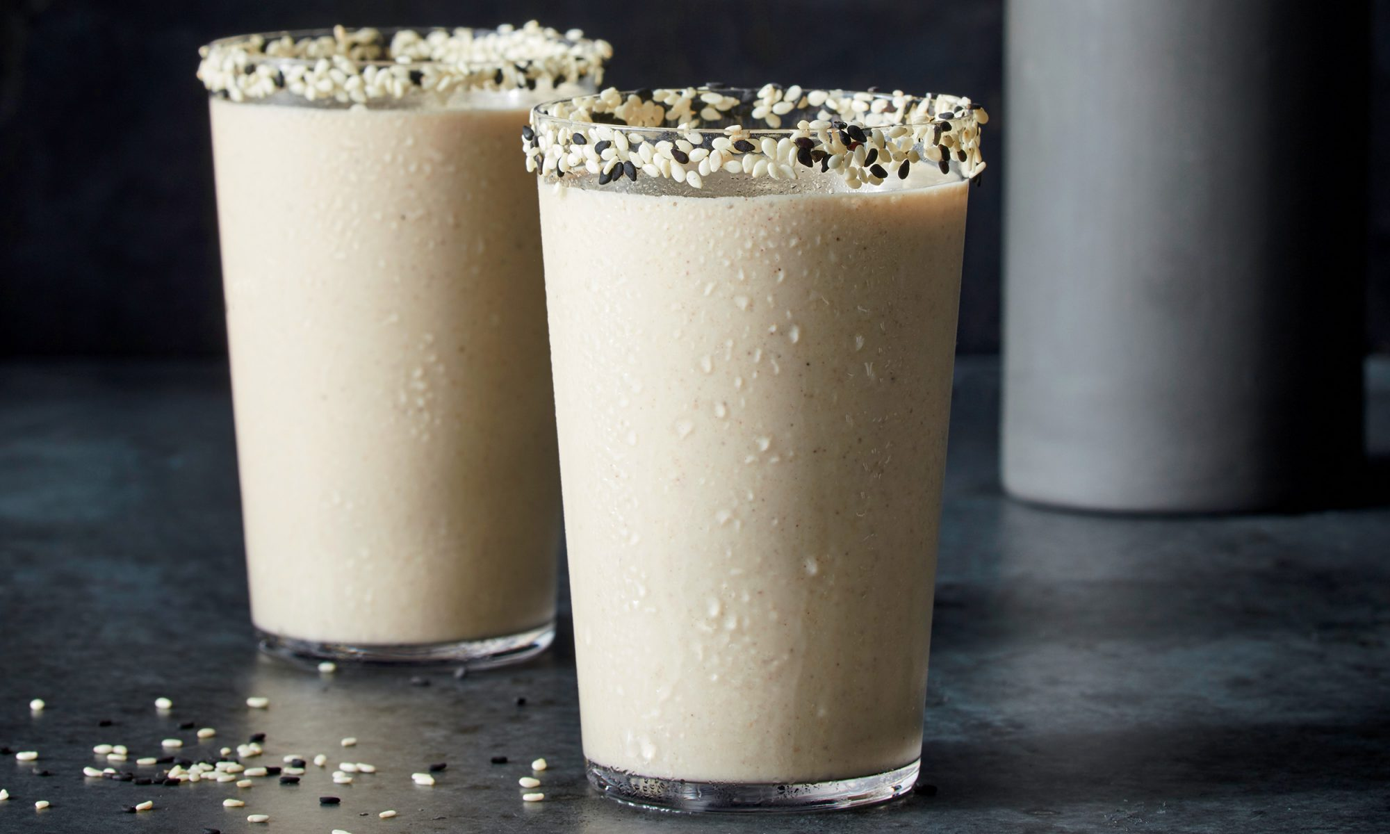 EC: Yogurt, Dates, and Tahini Make One Hell of a Milkshake