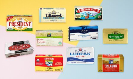 The Best and Worst Butter from the Grocery Store | MyRecipes