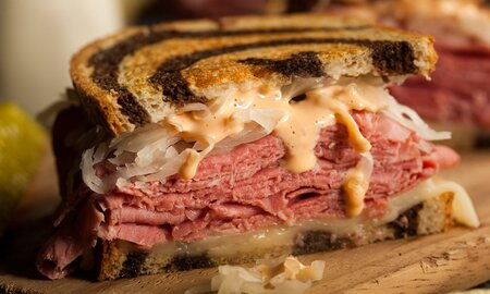 What's the Difference Between Pastrami and Corned Beef