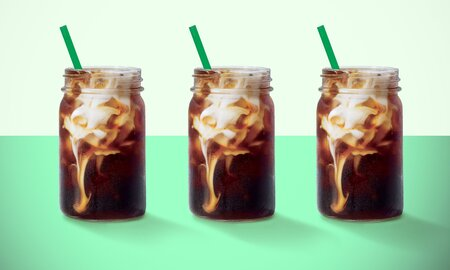 This New Starbucks Drink Is Coconut Flavored Cold Brew