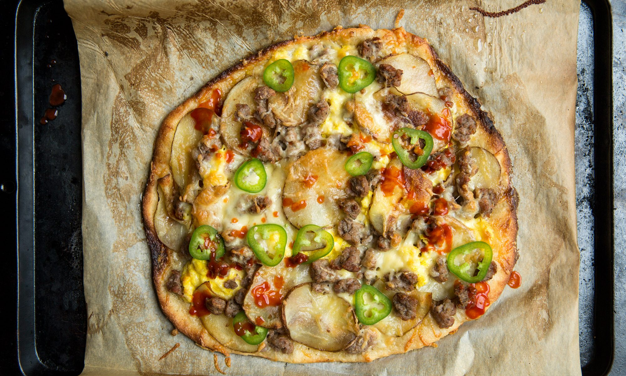 EC: Eat Pizza in the Morning Like a Grownup