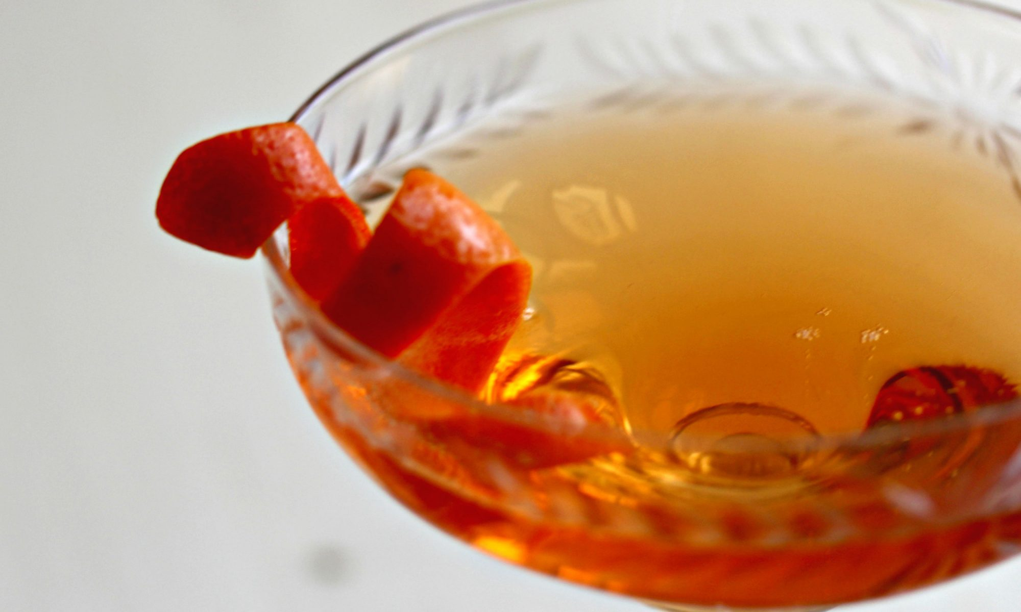 EC: This Bourbon-Champagne Cocktail Is the Perfect Brunch Drink
