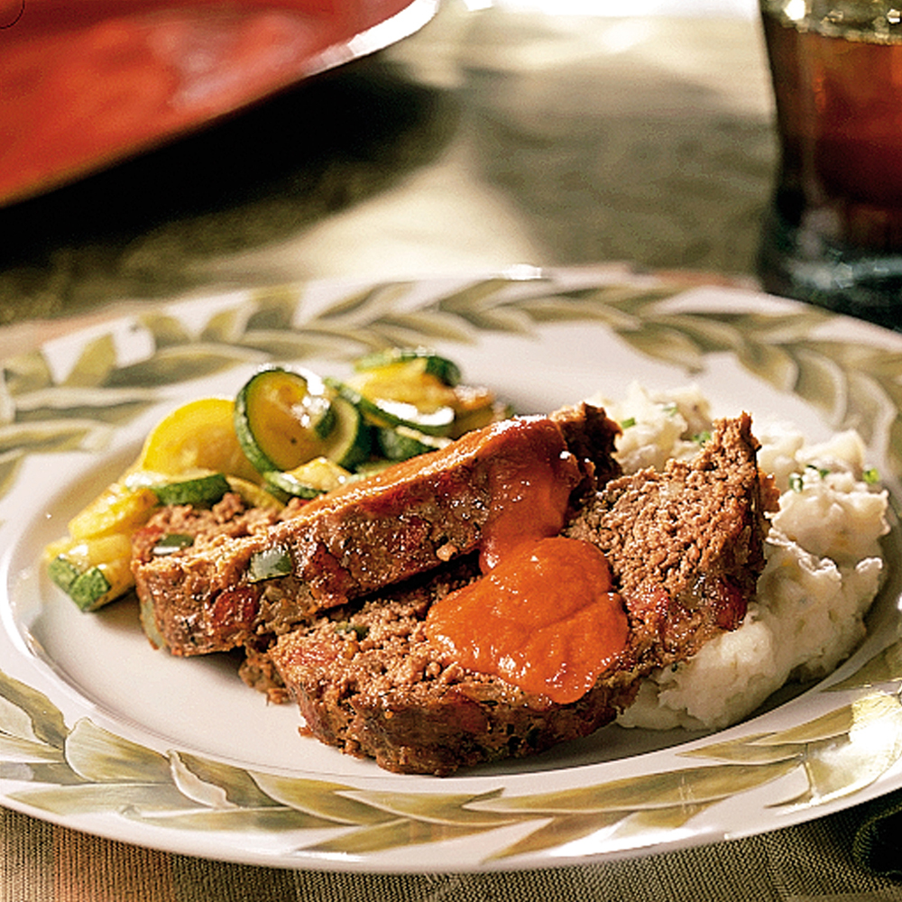 French Market Meat Loaf
