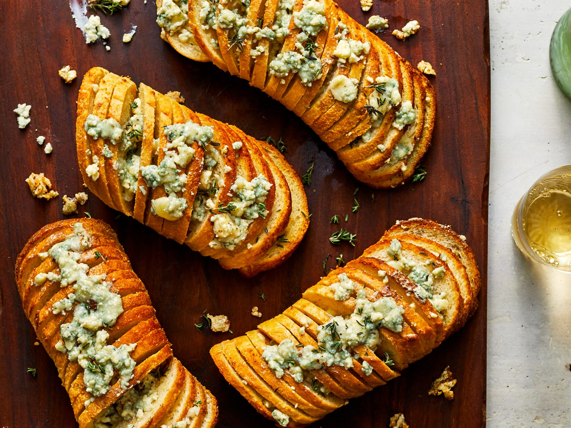 Hasselback of Notre Dame image
