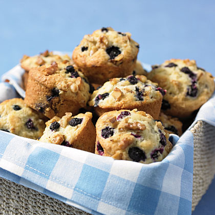 country crock blueberry banana muffins recipe