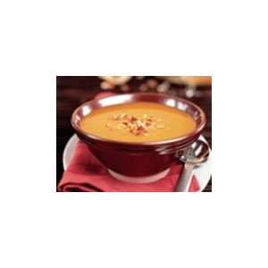 Almond Board Curried Carrot Soup with Roasted Almonds Recipes