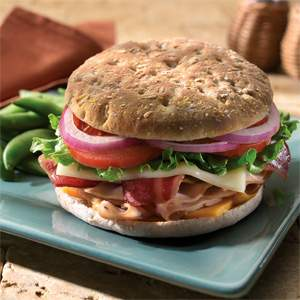 Arnold & Oroweat Sandwich Thins Turkey Club