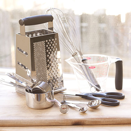 12 Essential Kitchen Tools Intro