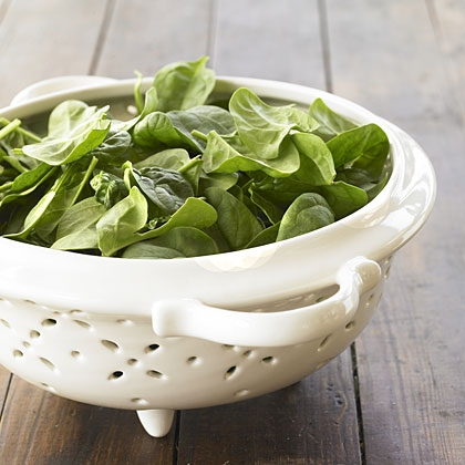 Superfood: Spinach
