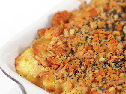 How to Make Mandy's Easy Cheesy Chicken Casserole