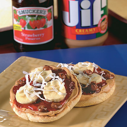 Peanut Butter and Jelly Pizza Recipes