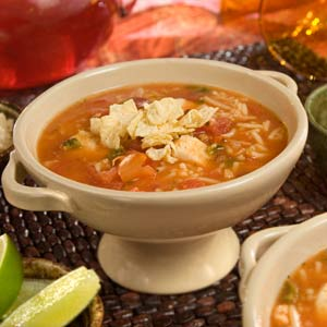 Knorr Rice & Pasta Rice Tortilla Soup Recipe