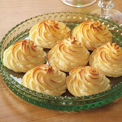 Duchess Potatoes Recipe Myrecipes