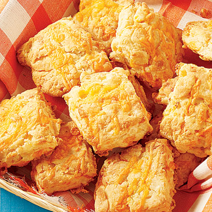 Cheddar and Corn Biscuits