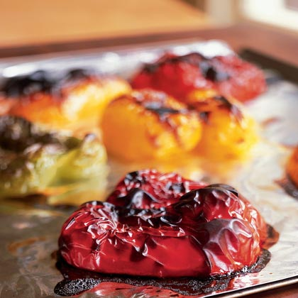 Roasted Bell Peppers