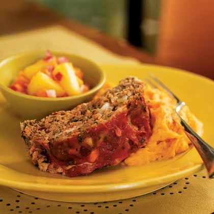 Chipotle Meat Loaf