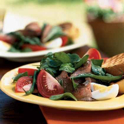 Summer Steak Salad