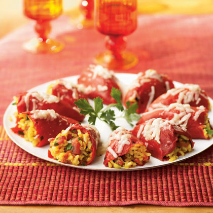 Stuffed Piquillo Peppers