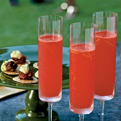 Watermelon Bellinis