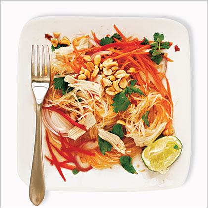 Chicken and Glass Noodle Salad