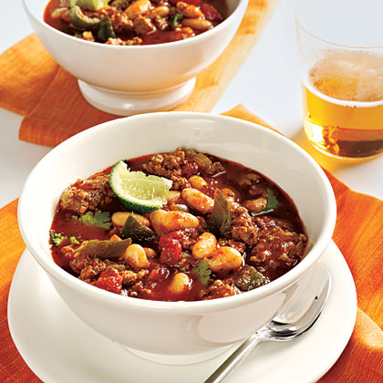 Turkey and Bean Chili