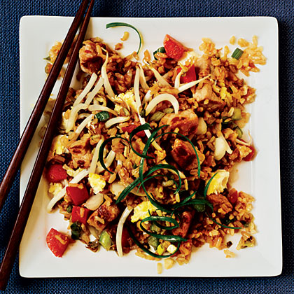 Almost Classic Pork Fried Rice