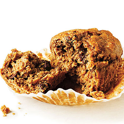 Chocolate Chip-Coffee Muffins