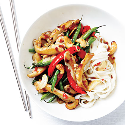 Stir-Fried Lemongrass Chicken